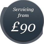 Servicing from £80